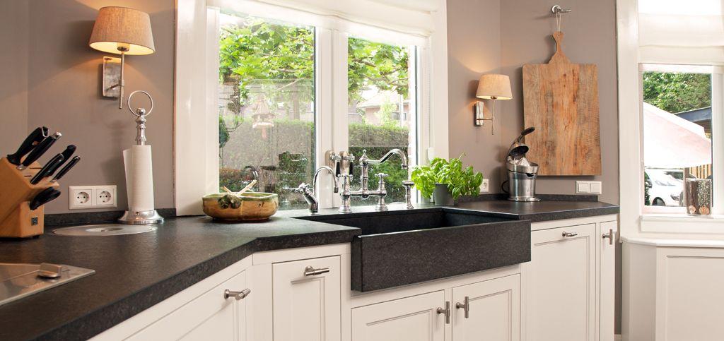 Keuken Natuursteen : Spoelbak Keuken Natuursteen : Keuken design, B Dutch keuken ontwerper