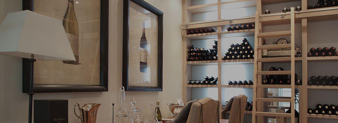 Wijnkasten wijnkelders b dutch ontwerpt en maakt ze for Wijnkelder ontwerp