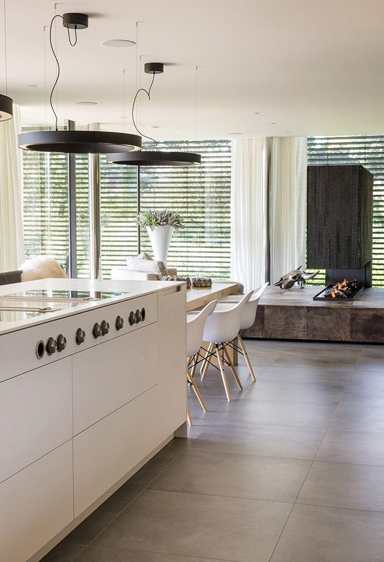 Keukens op maat b dutch ontwerpt produceert en installeert keukens - Eigentijdse design keuken ...