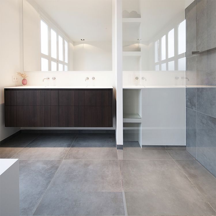 douchebakken modern design solid surface himacs ook op