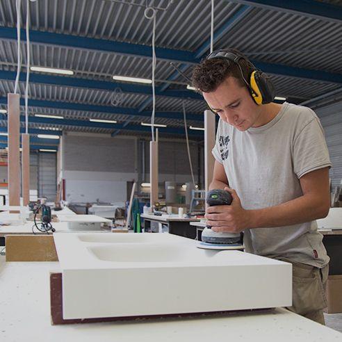 B DUTCH fabriek, werkplaats, Cuijk