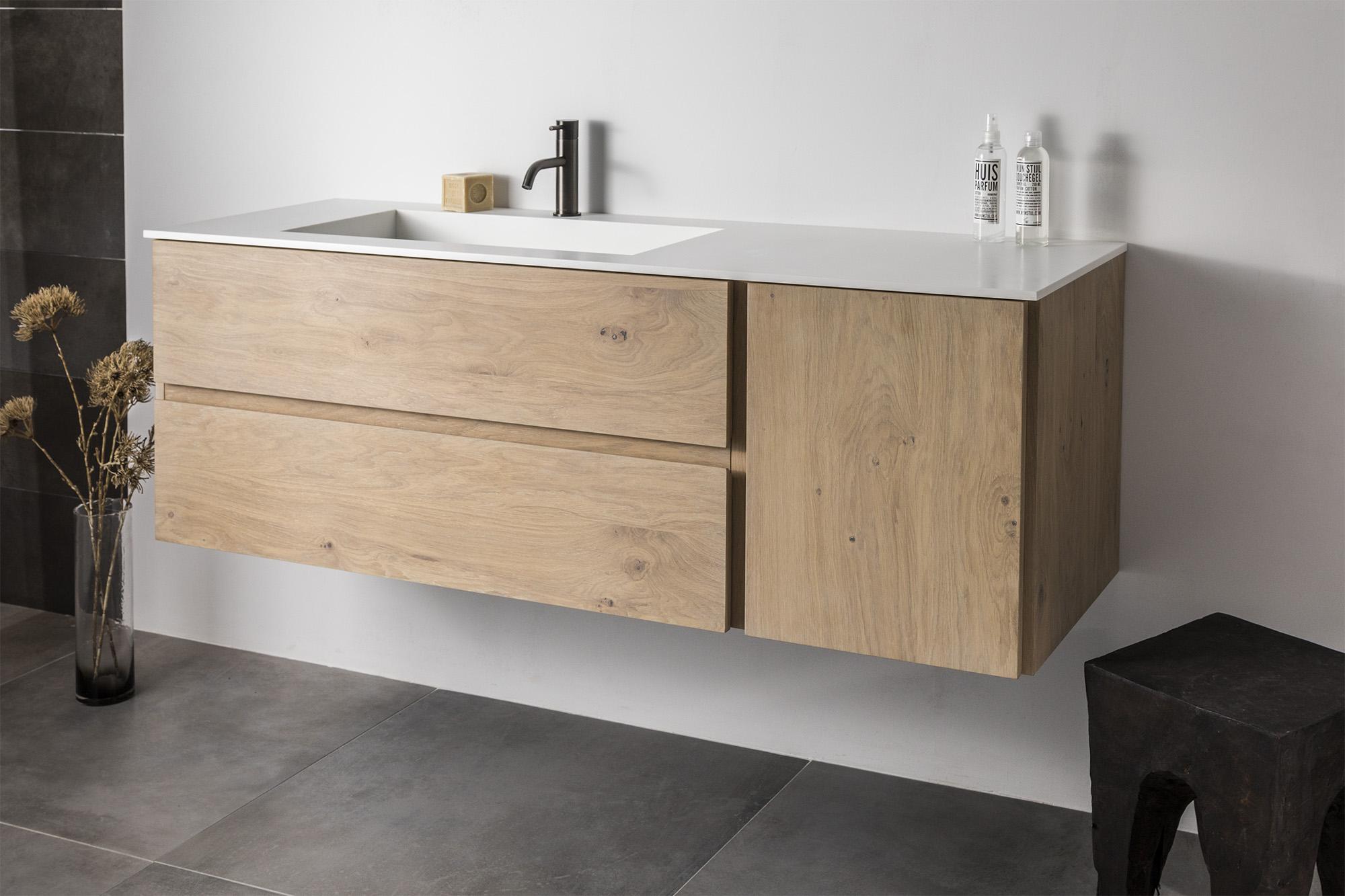 Catania Badkamermeubel solid surface design badkamers en keukens