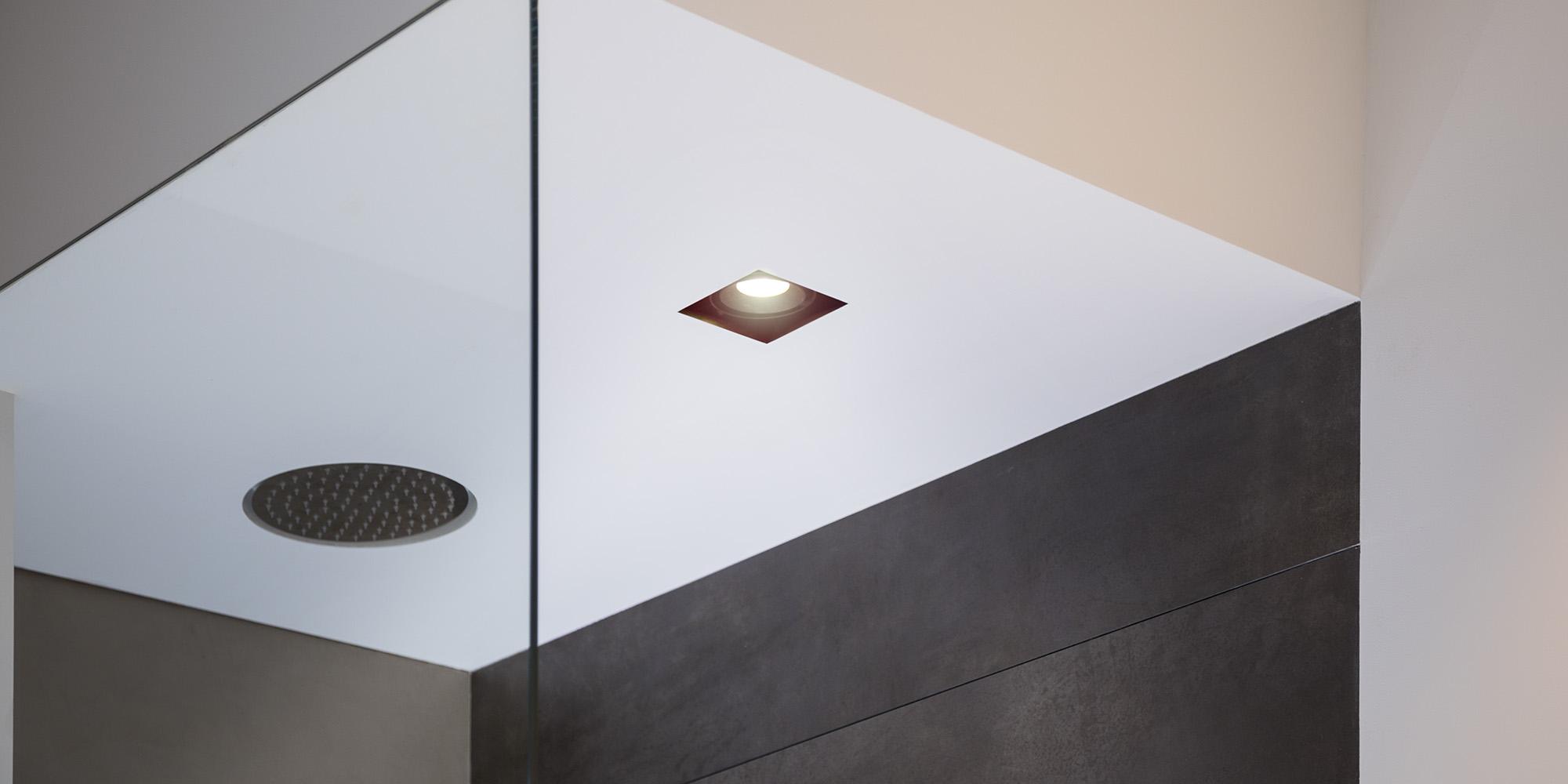 Trimless inbouwverlichting luxe design verlichting