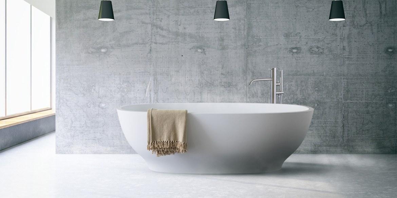 BDutch heeft een eigentijdse collectie design ligbaden. Strak, modern, van corian, himacs. Wit solid surface. Grote collectie ligbaden. Alle ligbaden kunnen op maat worden gemaakt. De B Dutch collectie kent vele afmetingen en modellen baden.