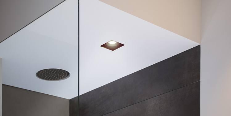 LED inbouwspots van B Dutch. Een moderne collectie inbouwspots die worden weggewerkt in het plafond.