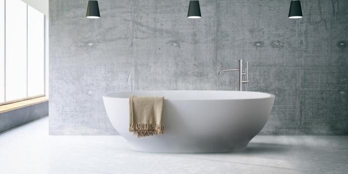 Ligbad Bold. Ligbaden van B Dutch. Dutch design ligbaden, badkuipen, losstaand baden, bad vrijstaand, vrijstaand ligbad en losstaande baden. Vervaardigd van topkwaliteit Solid Surface Corian, verkleurt niet. Ook op maat te maken.