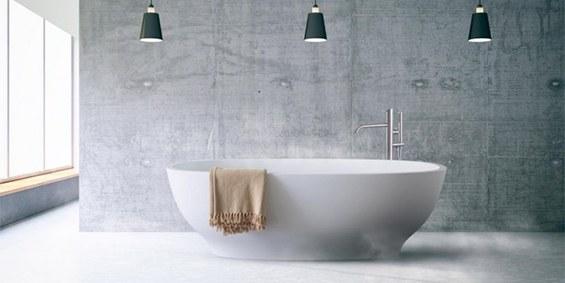 Ligbad Bold. Ligbaden van B Dutch. Dutch design ligbaden, badkuipen, losstaand baden, bad vrijstaand, vrijstaand ligbad en losstaande baden. Vervaardigd van topkwaliteit Solid Surface Corian, verkleurt niet.
