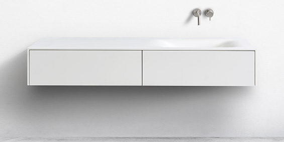 B DUTCH badkamermeubels. Mooie design badkamers en keukens