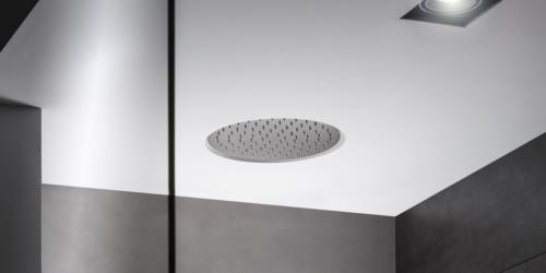 Unit voor afzuigsysteem voor een regendouche. De B70 Venti is onderdeel van de collectie rvs design kranen van B Dutch. Moderne badkamerkranen.