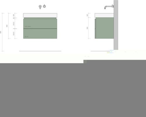 b dutch roma badkamermeubel 1200 s b dutch