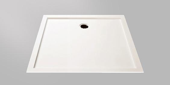 Douchebak Of Inloopdouche.Douchebakken Modern Design Solid Surface Hi Macs Ook Op Maat B Dutch