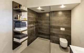 Complete Luxe Badkamer : Badkamers van b dutch. luxe design badkamer elementen ook maatwerk