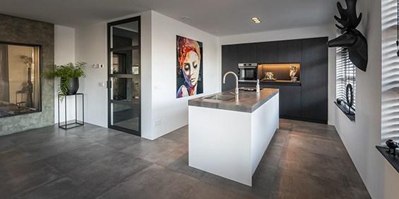 Design Keuken Kraan : Meir zwarte kraan keuken kraan wastafel