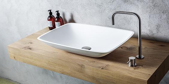 Webshop b dutch design wastafels topkwaliteit corian. ook op maat.