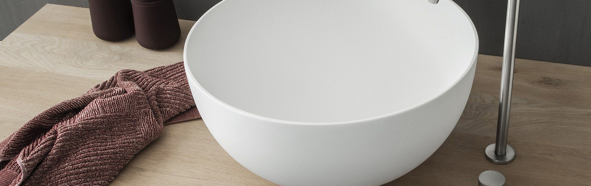 Corian Tafelblad Rond.Webshop B Dutch Design Wastafels Topkwaliteit Corian Ook