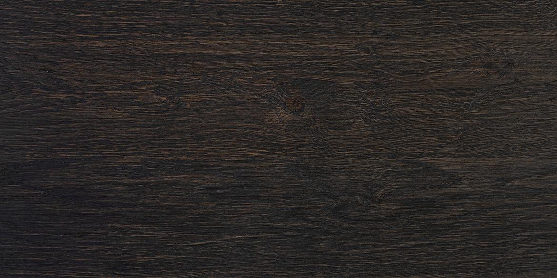 Massief eiken hout gelakt Cafe Bruin. De meubelen van B DUTCH, zoals de badmeubelen, kasten e.d. kunnen worden gemaakt van diverse houtsoorten.