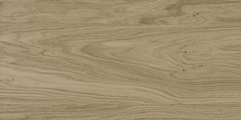 Massief eiken hout gelakt Mist. De meubelen van B DUTCH, zoals de badmeubelen, kasten e.d. kunnen worden gemaakt van diverse houtsoorten.