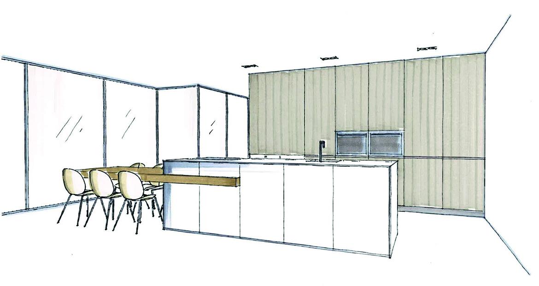 Moderne keukens by B DUTCH. Design keukens met luxe kookeiland en strakke achterwanden. Kom naar de fabrieksshowroom in Cuijk. In onze keuken en badkamer fabrieksshowroom tonen we u alle opties. Maatwerk keukens, uw tijdloze keuken op maat. Keuken ontwerp of keuken inspiratie nodig?