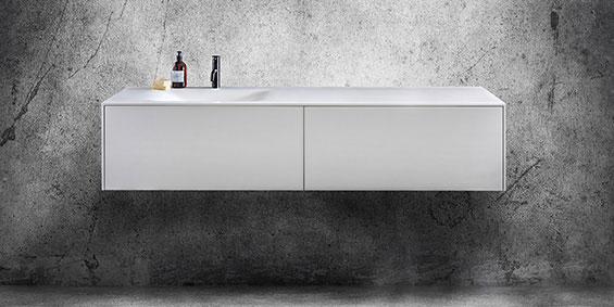 B DUTCH maatwerk design badkamers en keukens tegen af-fabrieksprijzen. Bezoek onze fabriek en showroom in Cuijk.