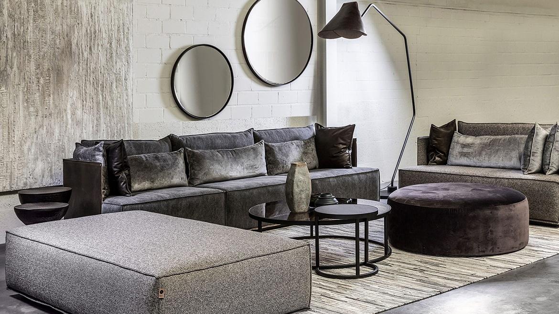 Grey7 interieurs, meubelen, interieur ontwerpen. Ontwerper en trendsetter Bertram Beerbaum van Grey7 voor design interieurs. Grey7 is een partner van B DUTCH in Cuijk,