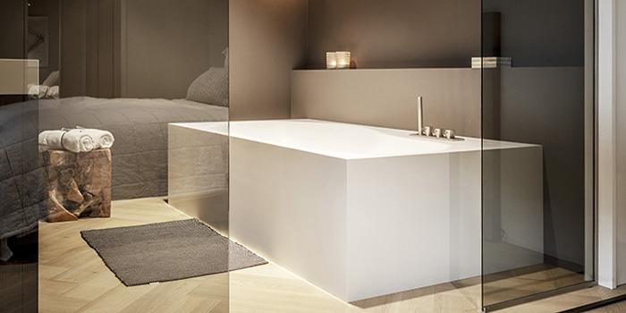 Luxe design badkamers van B DUTCH. Met veel maatwerk opties.