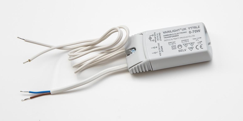 MR16 driver, GU5.3 driver. MR16 transformator, GU5.3 transformator. Inbouwspots LED.
